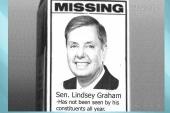 Opponent calls Sen. Graham 'community...