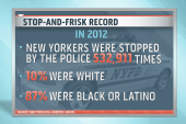 New York City appeals stop-and-frisk