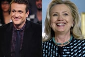 Hillary Clinton: 'My only condition is...
