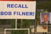 Filner expected back in office today