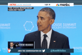 Obama hit with criticism for Islam remarks