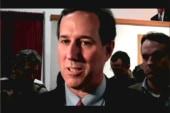 Santorum responds to 'Satan' comments
