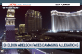 Shelly Adelson faces damaging allegations
