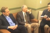 Brian Greene, Alan Alda talk Einstein's...