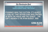 Would a Romney administration end the...