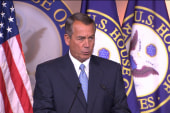Is Boehner on board with immigration reform?