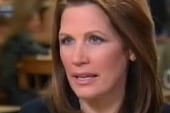 Bachmann, up close and personal