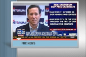 Could Santorum's strong conservatism keep...
