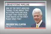 Bill Clinton jabs Obama administration on...