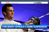 Tom Brady plays offense after NFL suspension