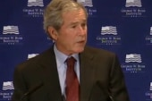 George W. Bush discusses immigration; will...