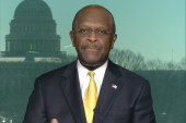 Cain: Wait till February to celebrate jobs...