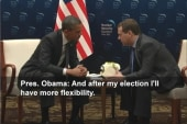 Foreign policy talk and the 2012 race