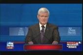 Debate night winners and losers