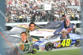 GOP drag race takes on NASCAR proportions