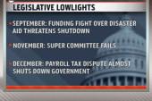 The legislative lowlights of 2011