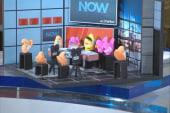 NOW w/ Alex Wagner: The peep show
