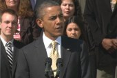Obama calls to end tax subsidies for oil...
