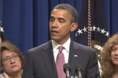 Obama focuses message on taxing the wealthy