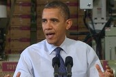 Obama urges extension of middle class tax...