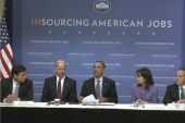 Obama vying to 'insource' jobs