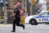 Canadian MP recalls 'heavy, heavy gunfire'