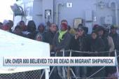 Shipwreck indicates major refugee crisis