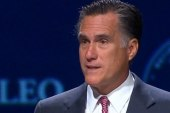 Romney to Latinos: Obama 'taking your vote...