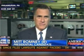 Romney's ambitious presidential plans