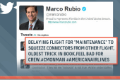 What Now?!: Marco Rubio's 'Sky Priorities...