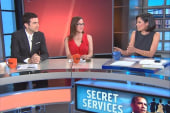 Secret Service members ousted for...
