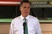 Romney plays victim of 'character...
