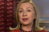 Clinton: Libya must be accountable for...