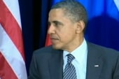 Obama focuses on Iran's nuclear threat