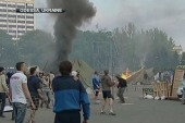 Deadliest day in continuing crisis in Ukraine