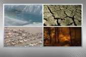 Report highlights threats of climate change