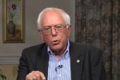 Sen. Sanders: How about addressing crises...