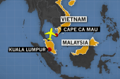 Malaysian Airlines flight 370 goes missing