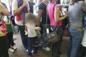 Hundreds of immigrant children flood Arizona