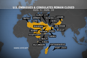 Some US embassies, consulates remain closed