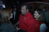 Gov. Christie's final campaign push