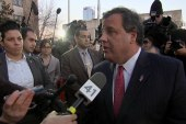 Christie's political image and 2016