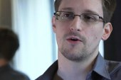 Snowden on the move
