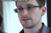 What are Snowden's options?