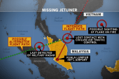 Human intervention in missing plane mystery?