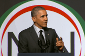 Pres. Obama: Voting rights under threat in US