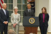 Sebelius resigns after ACA goal is reached