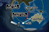 Many theories in search for the missing plane
