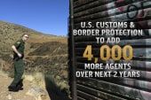 Border protection agency under fire