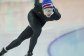 US speed skaters change high-tech suits